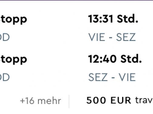 SEYCHELY v TOP sezóne s letenkami z Viedne už od parádnych 489€ (2x batožina v cene)