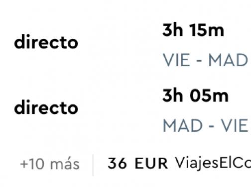 Jarný MADRID s odletom z Viedne za výborných 30€