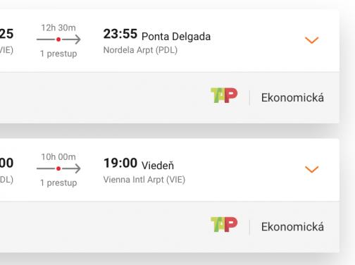 AZORSKÉ OSTROVY: Ponta Delgada s odletom z Viedne za veľmi dobrých 169€
