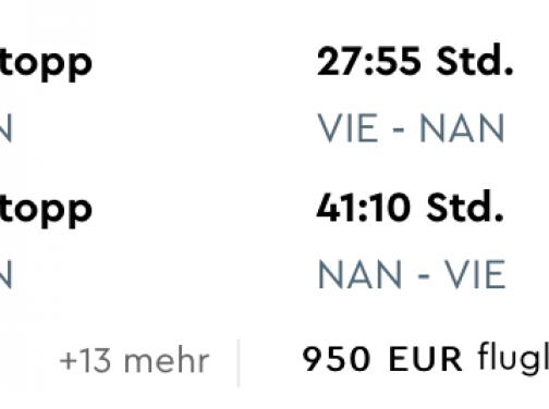 FIDŽI (Nadi) v TOP sezóne s odletom z Viedne za výborných 940€ (batožina v cene!)