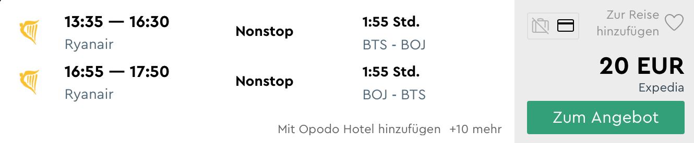 BURGAS: na jarný výlet k Čiernemu moru už od výborných 20€ (termín aj na Veľkú noc)