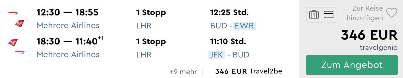 Vianoce a Silvester v NEW YORKU s odletom z Budapešti za parádnych 346€ (batožina v cene!)