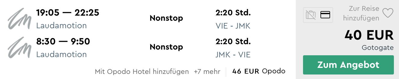 MYKONOS v jarných termínoch od výborných 40€ (odlet z Viedne)