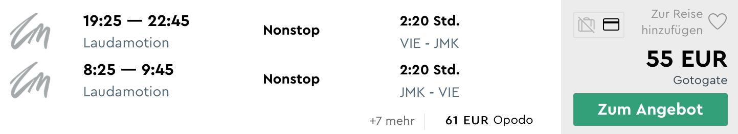Na letnú dovolenku na MYKONOS s letenkami z Viedne od fantastických 55€