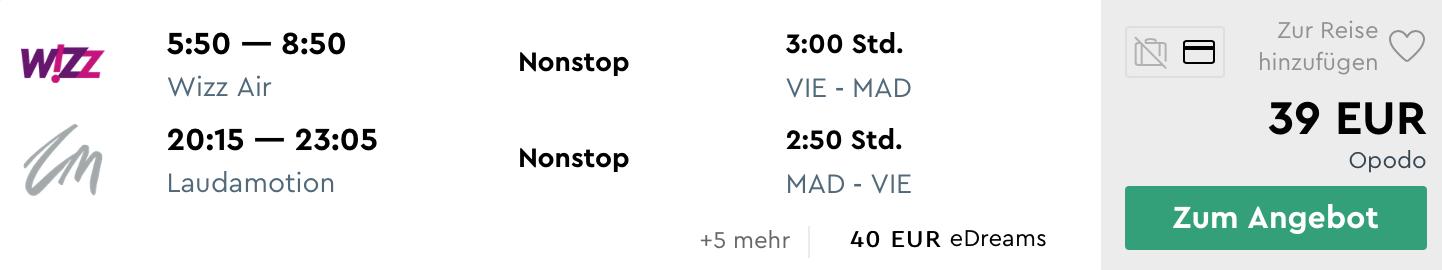 Na otočku do MADRIDU za výborných 39€ (odlet z Viedne)