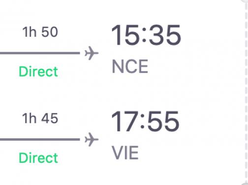 Azúrové pobrežie: NICE s odletom z Viedne od fantastických 25€ (členovia WDC za ešte lepších 20€)