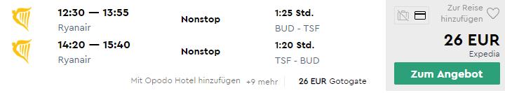 Víkend v BENÁTKACH za skvelých 96€ na osobu (letenka z Budapešti + ubytovanie na 1 noc)