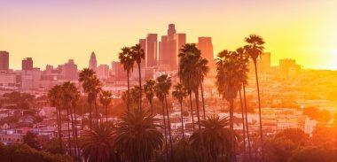 LOS ANGELES z Viedne bez prestupu za výborných 329€