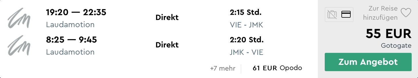 MYKONOS počas letných prázdnin od skvelých 55€ (odlet z Viedne)