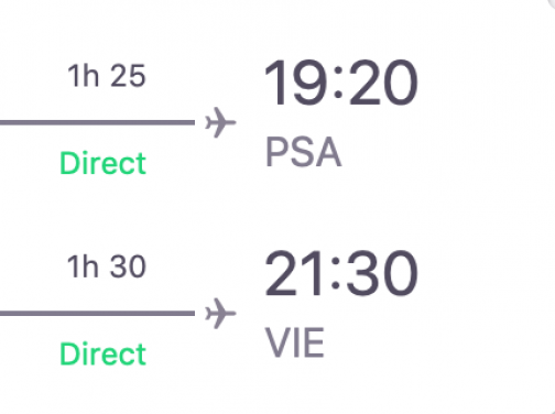 Prázdninové Toskánsko: PISA s odletom z Viedne za skvelých 30€ (veľa termínov)