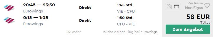 Last Minute dovolenka na KORFU: letenka z Viedne + 3* hotel na 7 nocí s raňajkami, za fantastických 180€ na osobu