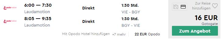 Májové MILÁNO z Viedne za parádnych 16€