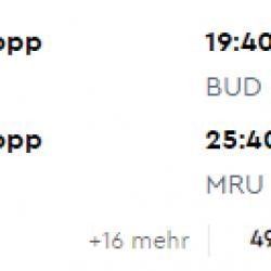 Exotický MAURÍCIUS s odletom z Budapešti za skvelých 490€ (batožina v cene!)