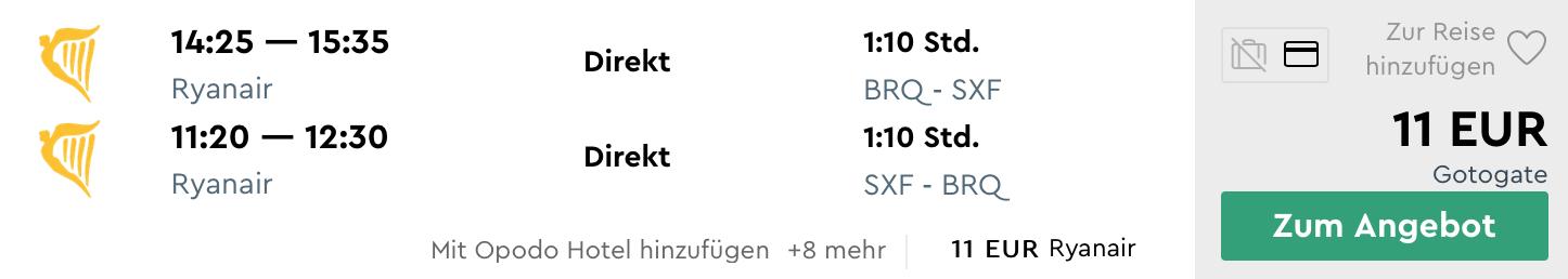 Na predĺžený víkend do BERLÍNA s odletom z Brna od skvelých 11€ (aj letné prázdniny)