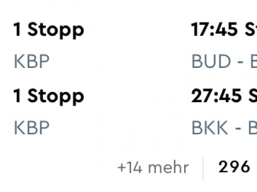 Thajský BANGKOK s letenkami z Budapešti za výborných 296€ (batožina v cene!)