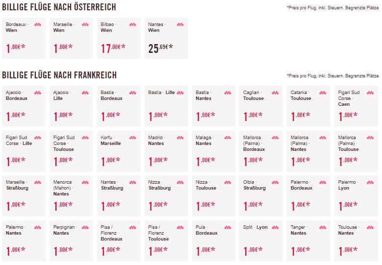 Veľký výpredaj Volotea: letenky po celej Európe – napr. Marseille – Viedeň už od 1€ jednosmerne (LEN PRE ČLENOV MEGAVOLOTEA)