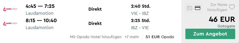 IBIZA začiatkom letných prázdnin za parádnych 46€ (odlet z Viedne)