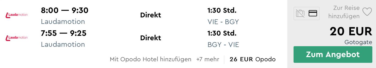 MILÁNO cez letný prázdniny s odletom z Viedne za skvelých 20€