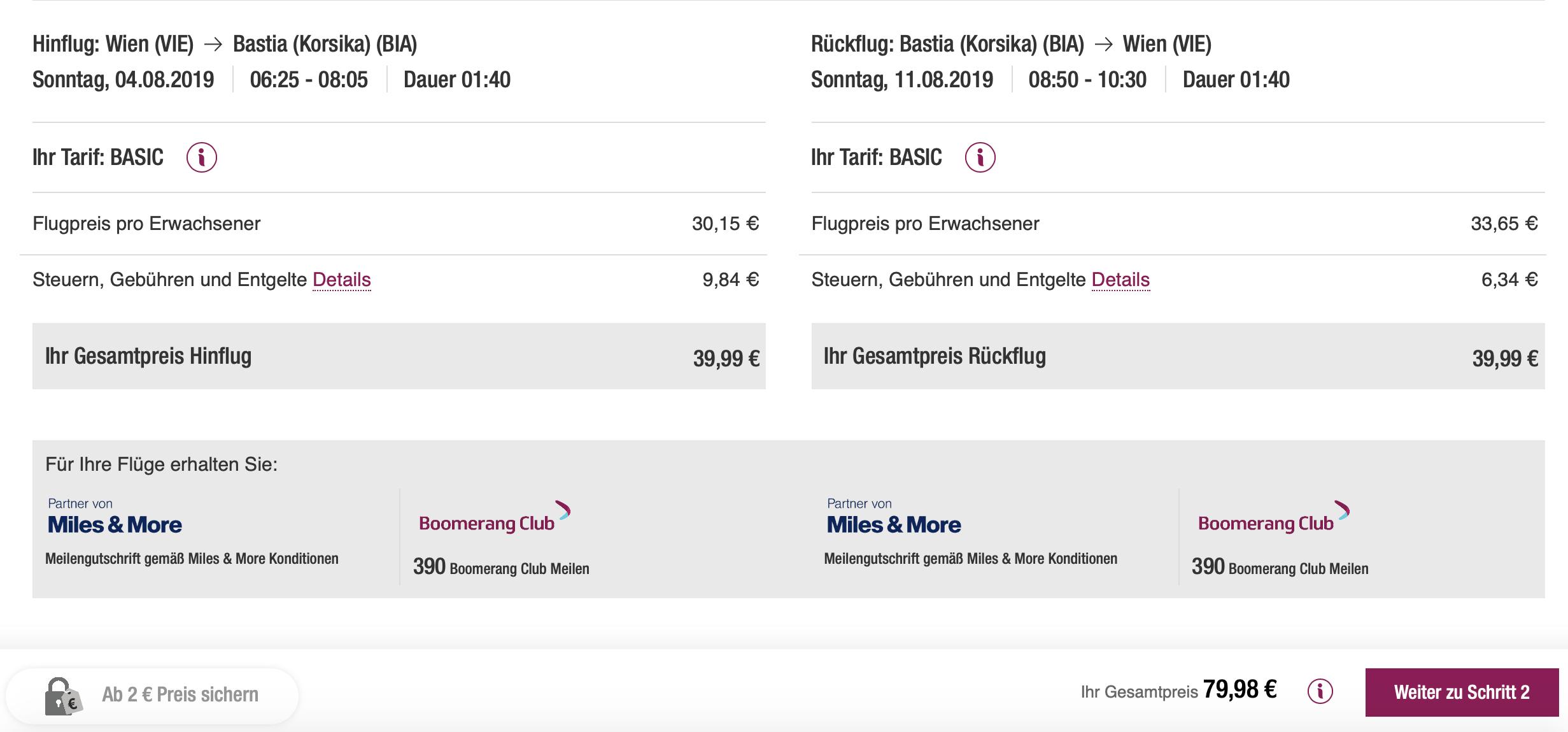 BASTIA: Korzika aj počas letných prázdnin za výborných 80€ (odlet z Viedne)