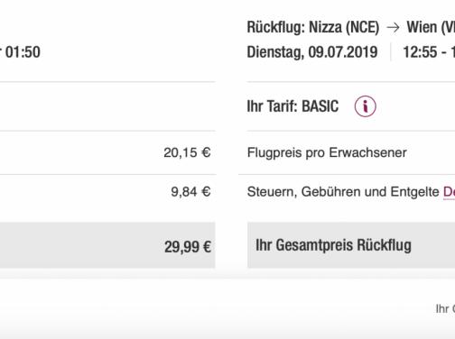 NICE: letná dovolenka na Azúrovom pobreží s letenkami z Viedne za skvelých 60€
