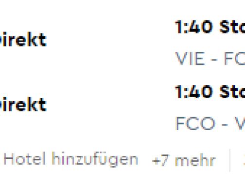 RÍM v príjemných septembrových termínoch za skvelých 20€ (odlet z Viedne)