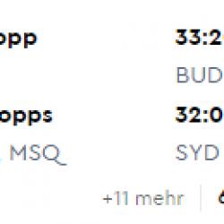 SYDNEY s odletom z Budapešti za výborných 598€ (batožina v cene!)