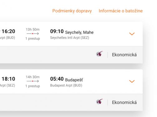 SEYCHELLY: letenky z Budapešti za výborných 539€ (batožina v cene a termíny aj na vianoce!)