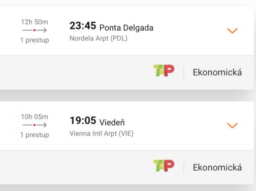 AZORY: Ponta Delgada s odletom z Viedne za veľmi dobrých 179€