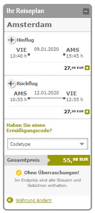 AMSTERDAM na predĺžený víkend za výborných 55€ (odlet z Viedne)