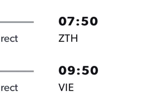 Z Viedne na ZAKYNTHOS na letnú dovolenku za parádnych 59€