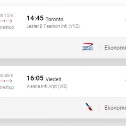 Zimná Kanada: TORONTO s odletom z Viedne za výborných 319€