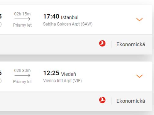 ISTANBUL s Turkish Airlines s odletom z Viedne za veľmi dobrých 119€ (batožina v cene!)