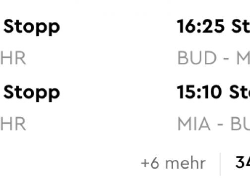 Slnečná Florida: MIAMI s odletom z Budapešti za výborných 339€