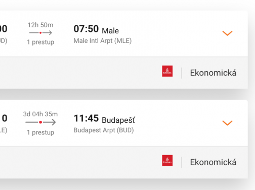 Emirates 2 v 1: DUBAJ a MALDIVY v rámci jednej cesty za parádnych 559€ (odlet z Budapešti)