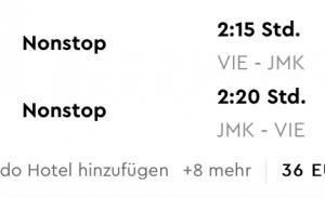 Posezónny MYKONOS za skvelých 126€ (letenka z Viedne + ubytovanie s raňajkami na 3 noci)