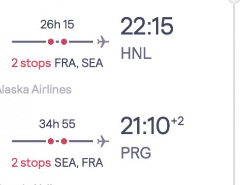 HAWAII: z Prahy do Honolulu od výborných 630€ (batožina v cene a termín aj na vianoce!)