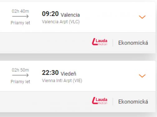 Viedeň – VALENCIA za výborných 19€