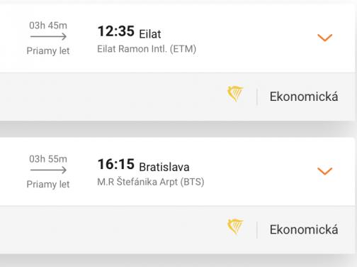 Izraelský EILAT v zimných mesiacoch za skvelých 17€ (odlet z Bratislavy)