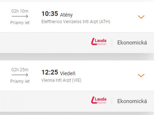 ATÉNY na predĺžený víkend za parádnych 12€ (odlet z Viedne)