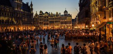 BRUSSEL: na vianočné trhy za parádnych 63€ (letenka z Viedne + hotel v centre na 1 noc)