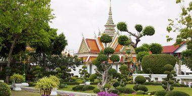 BANGKOK bez prestupu za veľmi dobrých 449€ (odlet z Viedne)