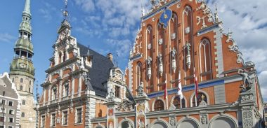 Lotyšská RIGA za skvelých 17€ (odlet z Viedne)