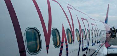 NOVINKA Wizz Air: 5 nových pravidelných liniek z Viedne