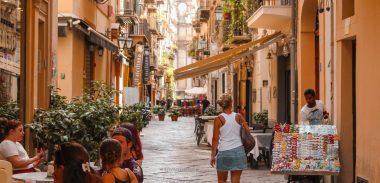 PALERMO: jarná Sicília s odletom z Viedne od skvelých 16€