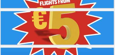 MEGA VÝPREDAJ RYANAIR: Letenky po celej Európe už od 5€ jednosmerne